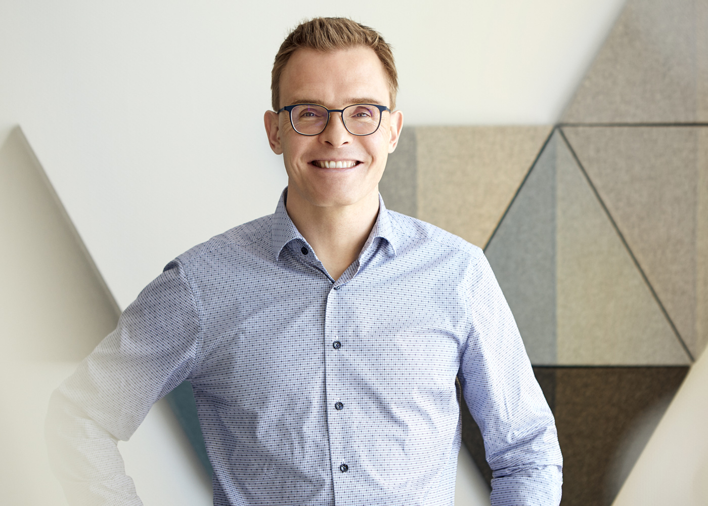 Geschäftsführer Jochen Raab | Raab IT Systemhaus – seit 1988 in Gerstetten | designQUARTIER | Foto: Florian Thierer