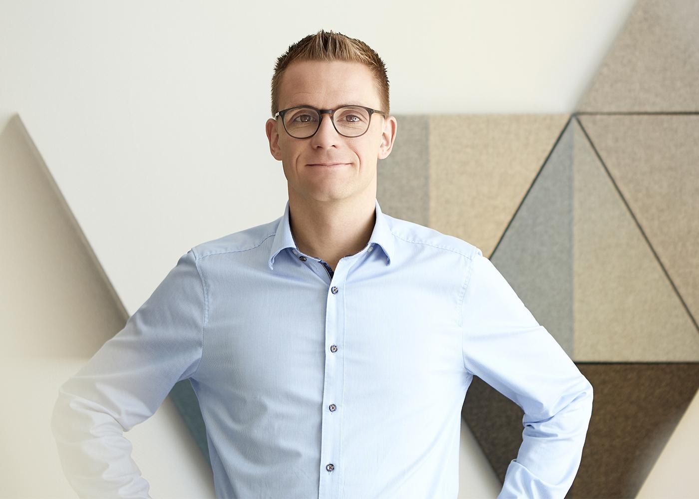 Geschäftsführer Klaus Raab | Raab IT Systemhaus – seit 1988 in Gerstetten | designQUARTIER | Foto: Florian Thierer