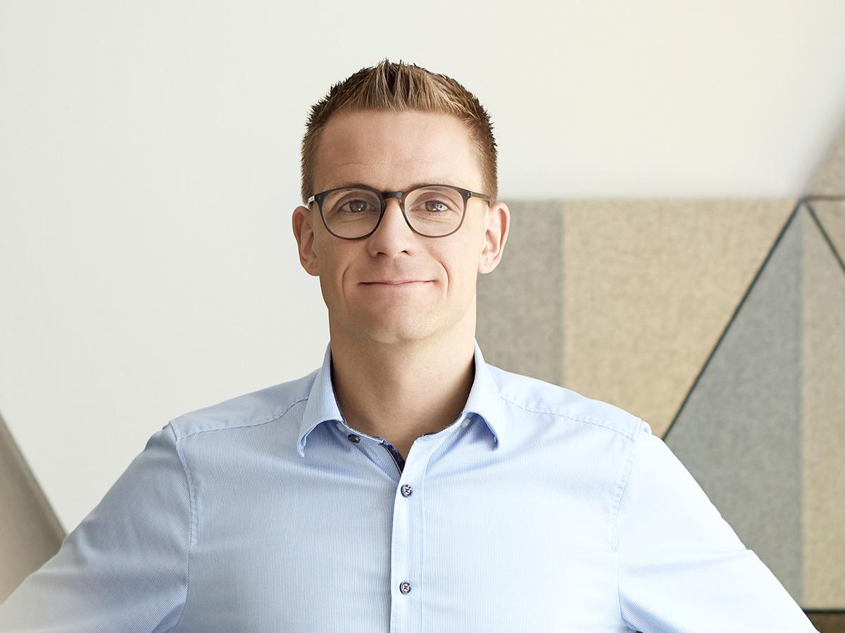 Geschäftsführer Klaus Raab | Raab IT Systemhaus Gerstetten | designQUARTIER | Foto: Florian Thierer
